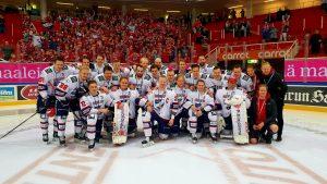 DANA MATSIRAPORTTI: IFK:lle SM-pronssia 2018