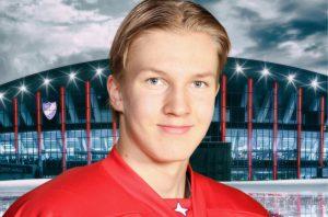 Anton Lundell kolmen vuoden sopimuksella IFK:hon