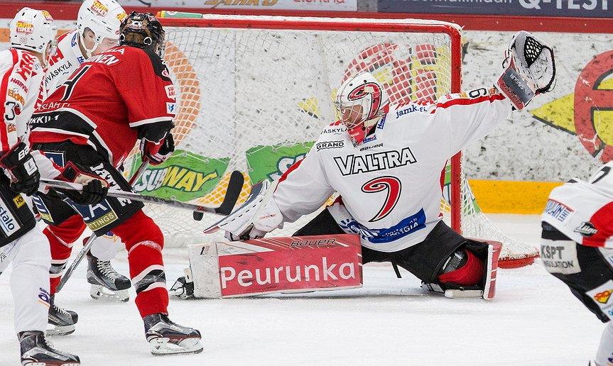 HENKILÖKUVA: Markus Ruusu hakee läpimurtoa IFK:ssa