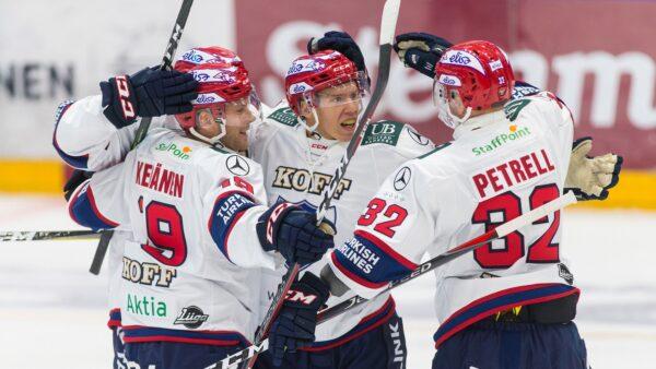 SVEA MATSIRAPORTTI: Kangasniemelle kultakypärä – IFK jälleen vierasvoittoon