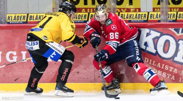 GIGANTTI OTTELUSTUDIO: Mestarit Nordiksella tänään! Katso IFK:n kokoonpano KalPa-matsiin