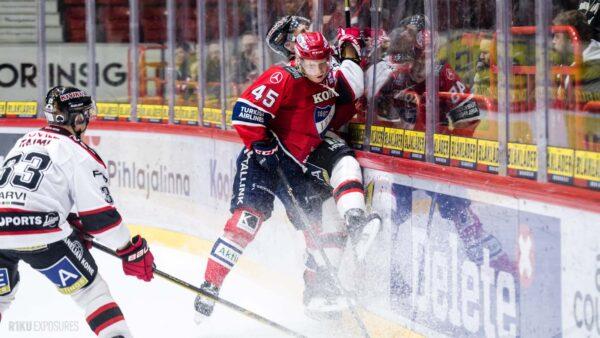 """IFK:lla fyysinen treeni Salmisaaressa – """"Vaistot on kohdillaan"""""""