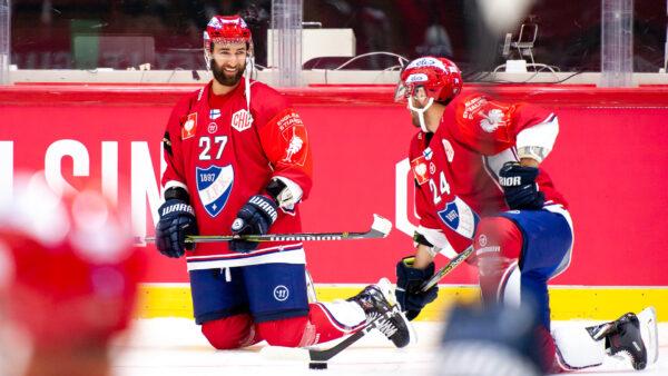 """IFK:lle kelpaa ainoastaan voitto – """"Pelirohkeus täytyy olla kohdillaan."""""""