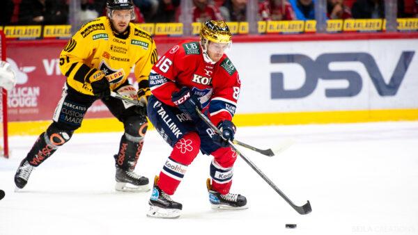 Erik Thorell on Liigan syyskuun paras pelaaja – katso kokoonpano Ilves-matsiin