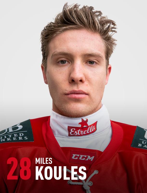 Miles Koules