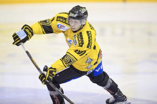 Uusi hankinta Joonas Lyytinen: Halusin IFK:hon!