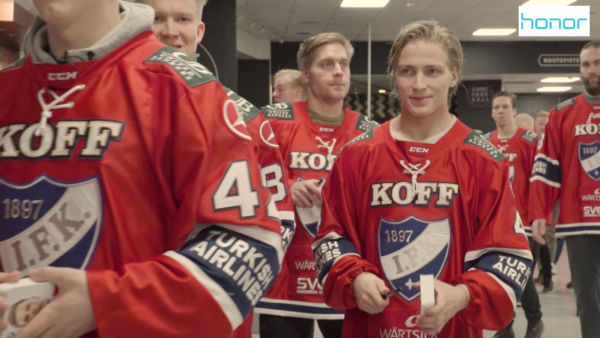 HONOR: IFK-perheen joulutapaaminen Nordiksella