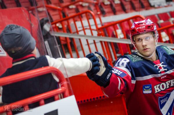 TIEDOTE: Hyökkääjä Jasse Ikonen siirtyy IFK:hon