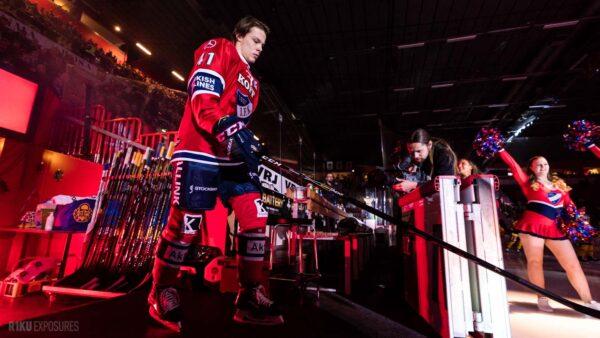 Heiskanen kuudentena IFK:laisena NHL:n tähdistöottelussa