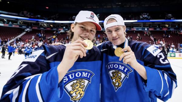 Suomi voitti kultaa – Lundell ja Engberg ovat maailmanmestareita!