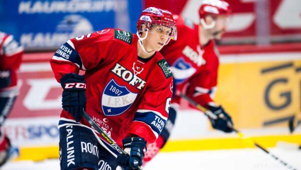 Seuraavana Lappeenranta – Lyytinen debytoi IFK-paidassa
