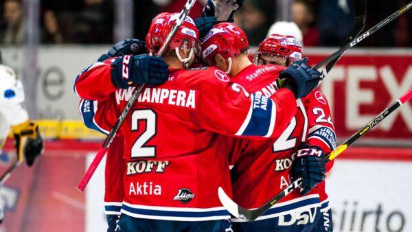 SVEA MATSIRAPORTTI: IFK juhli Kankaanperän iltaa makealla voitolla