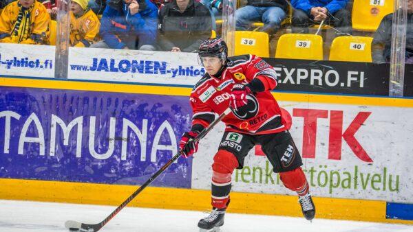 TIEDOTE: Hyökkääjä Sakari Salminen siirtyy IFK:hon