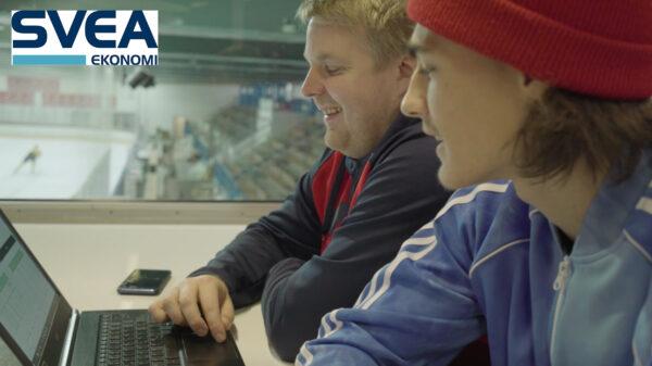 TIEDOTE: Svea Ekonomi ja IFK kehittävät yhteistyössä seuran juniorikiekkoilua