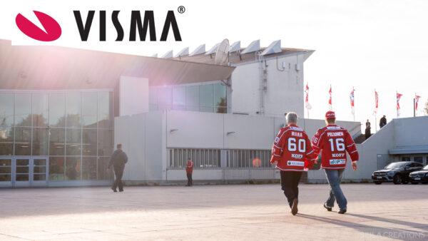 Toimiston pelipäivä by Visma