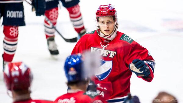 Kangasniemi pelaa TPS:aa vastaan – katso IFK:n kokoonpano!