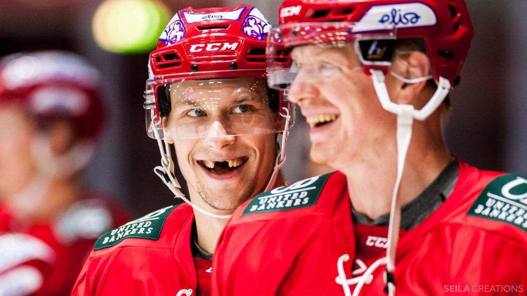 Jasse Ikonen: Sohvallani nukkuu vain nykyiset joukkuekaverit