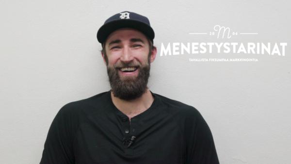 Menestystarinat slämy: Vieraana Kyle Quincey