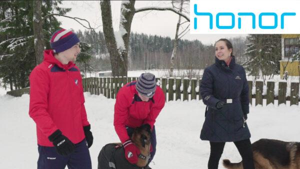 IFK-perhe: Tallipojat Ulander ja Jääskä