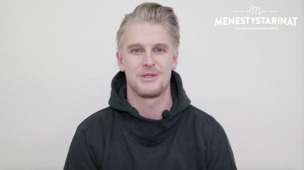 Menestystarinat slämy: Vieraana Henrik Koivisto