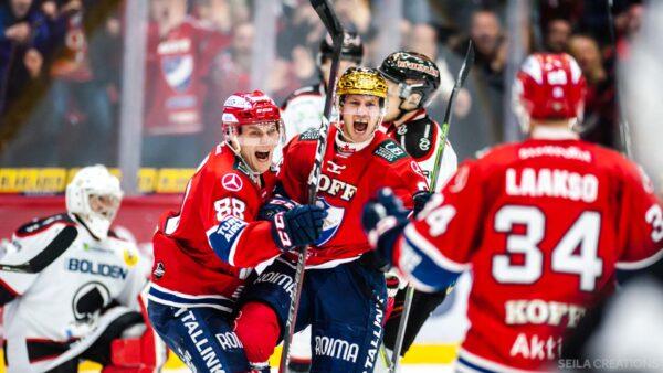 SVEA MATSIRAPORTTI: IFK suoraan neljännesfinaaleihin – vastaan tulee Pelicans