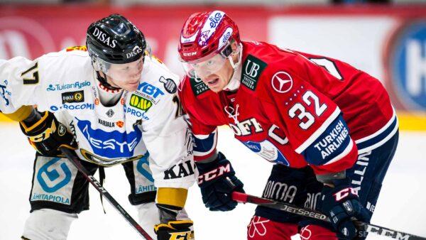 Semifinaalisarjan osa 1 Oulussa – Katso IFK:n kokoonpano!