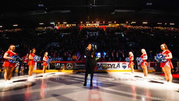 Sarja jatkuu Nordiksella maanantaina 15.4. – Liput nyt myynnissä!