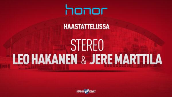Stereo-duon Leo & Jere: Musiikista pitää saada kicksejä