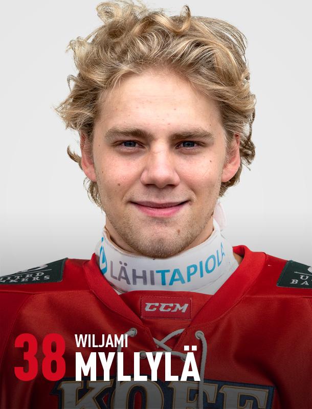 Wiljami Myllylä
