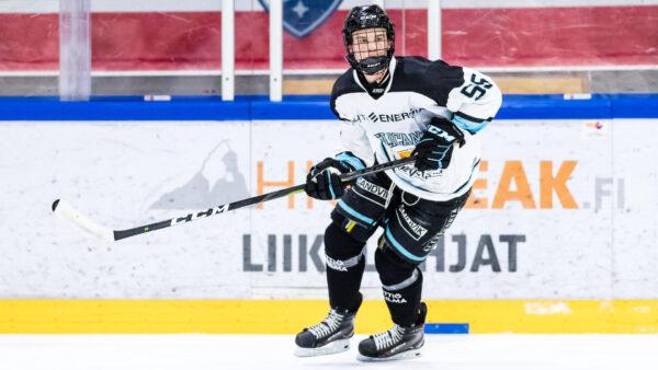 TIEDOTE: IFK sopimukseen hyökkääjä Brad Lambertin kanssa