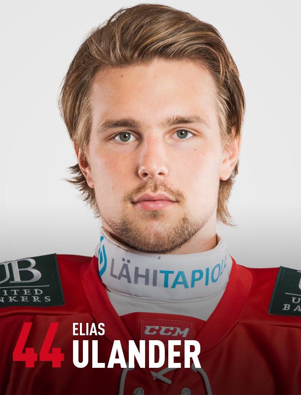 Elias Ulander