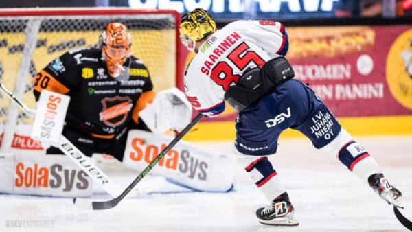 SVEA MATSIRAPORTTI: IFK:lle yksi vieraspiste Kouvolasta