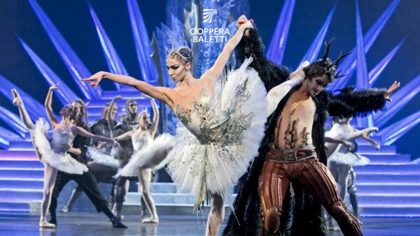 Baletin suurhitti Lumikuningatar kaikenikäisille HIFK:n kannattajille