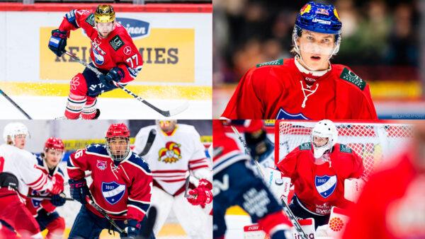 Neljä HIFK-pelaajaa maajoukkuekomennukselle