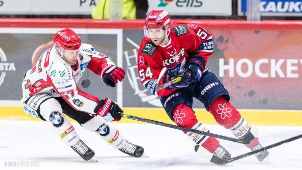 SVEA MATSIRAPORTTI: HIFK:n voittoputki kasvoi neljään otteluun!