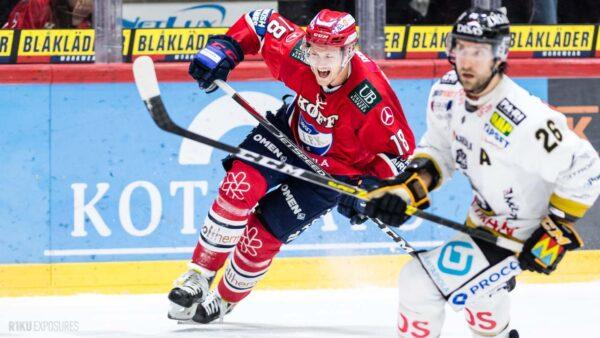 Tyrväinen kokoonpanossa – HIFK haastaa sarjakärjen Oulussa