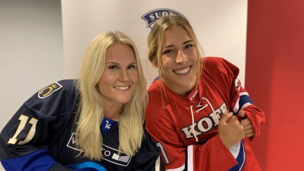 HIFK:lla ja Kiekko-Espoolla kauden ensimmäinen paikallisottelu