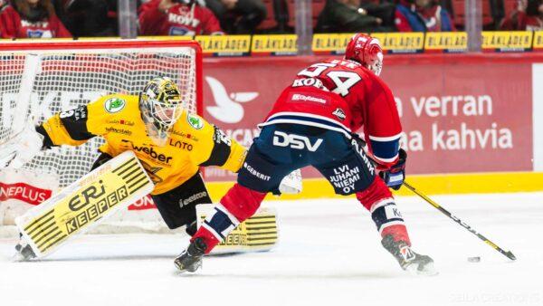 Huomasithan muutoksen otteluohjelmassa? – HIFK–SaiPa pelataan 9.1.