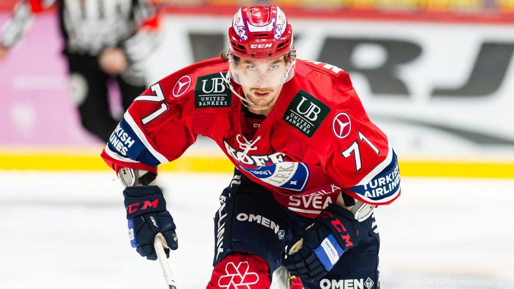 TIEDOTE: Michael Keränen jatkaa HIFK:ssa
