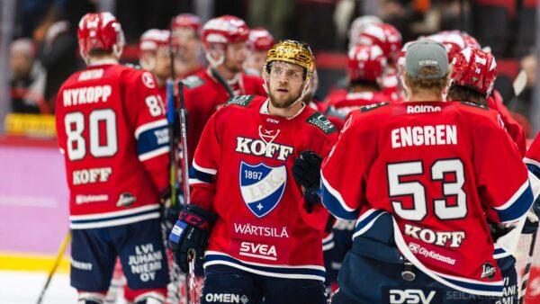 Teemu Turunen taas messissä – Tässä HIFK:n kokoonpano Turkuun!