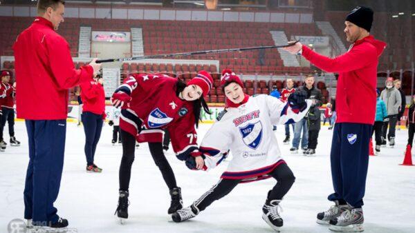 Yleisöluistelu ja pelaajatapaaminen tapaninpäivänä Nordiksella!