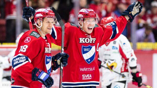 GIGANTTI Ottelustudio: HIFK lähtee kasvattamaan voittoputkeaan