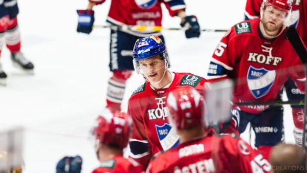 Anton Lundell palaa kaukaloon – Tsekkaa HIFK:n kokoonpano!