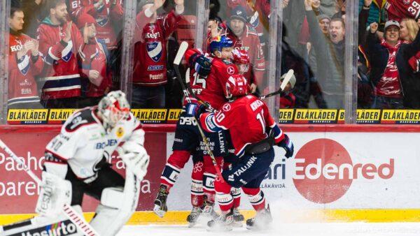 Otteluviikko käynnistyi Nordikselta – Katso kuvat Ässät-matsista