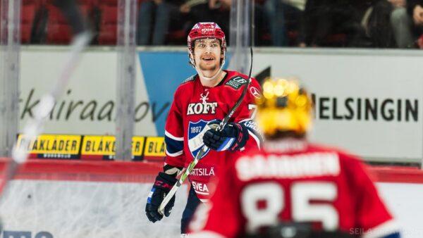 SVEA Matsiraportti: Michael Keränen iski Liigauransa ensimmäisen hattutempun