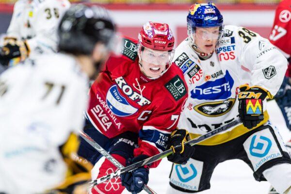 SVEA Matsiraportti: HIFK kaatoi Kärpät jo neljännen kerran tällä kaudella