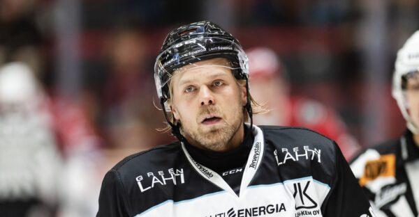 TIEDOTE: Antti Tyrväinen lainasopimuksella HIFK:hon
