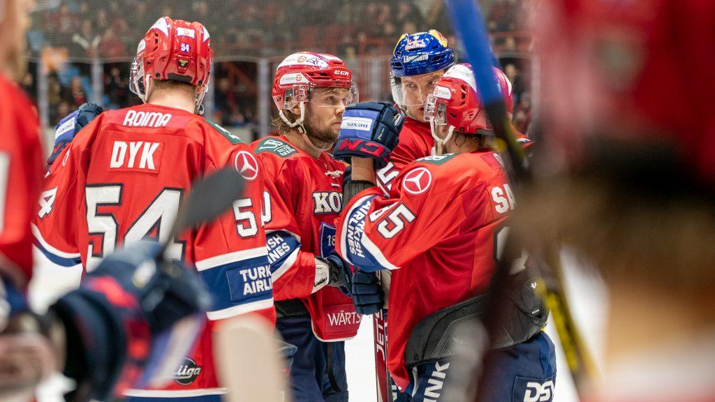 OP Helsinki Postgame: Playoff-kiekkoa