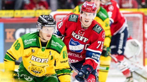 Viikon viimeinen skulataan Tampereella – Tsekkaa HIFK:n kokoonpano!