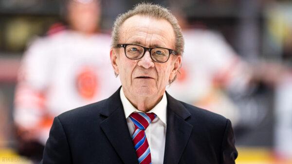 Helsingin IFK onnittelee Frank Mobergia